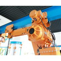 China Electric Chain Hoist With Trolley 500kg ,  Electric Chain Fall Hoist 0.75KW Motor With Japan Chain wholesale