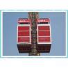 China Bridge / Building Construction Hoist Elevator With Rack And Mast Section wholesale