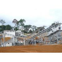 China High Efficiency Granite Production Line Quarry Stone Crusher For Urban Construction wholesale