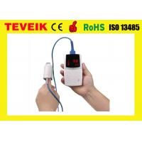 China Handhled Pulse Oximeter SpO2 Pulse Rate Portable Adult Finger SpO2 Sensor P003 on sale