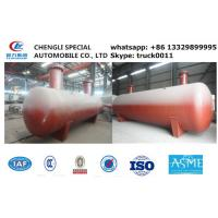 China factory sale best price ASME standard DN2400 50cubic buried lpg gas storage tank, 20tons lpg gas storage tank for sale wholesale