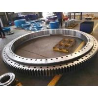 China DAEWOO DH220-7LC excavator slewing bearing,DH55-5 swing circle slew ring of excavator DH300 wholesale