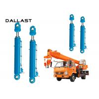 Buy cheap Industrial Hydraulic Oil Cylinder Double Acting for Engineering Machinery from wholesalers