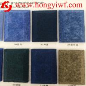 China HongYi-2 Years Warranty Sound Insulation Felt Acoustic Panels Making Machine  / Non Woven Needle Punching Machine wholesale