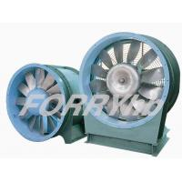 China TVF series Axial fan Blower for Tunnel/Metro Ventilation with cast aluminum impeller wholesale