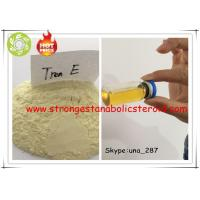 China 99% Purity Parabolan Muscle Growth Yellow Steroids Trenbolone Enanthate Trenbolone Powder on sale