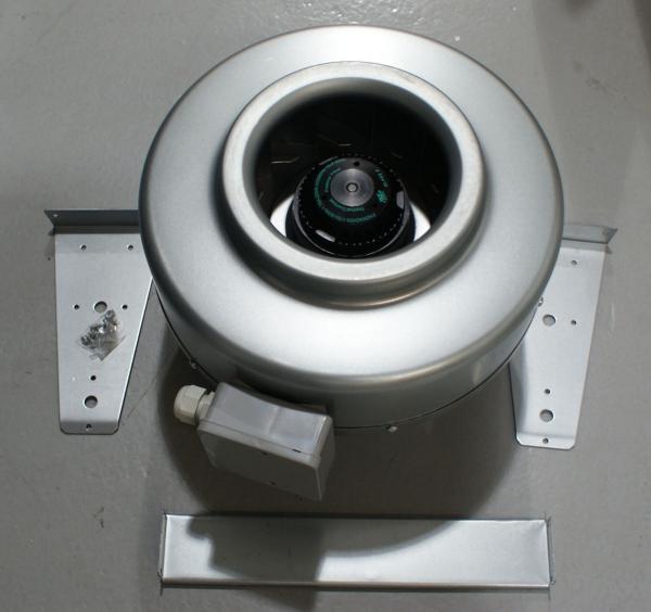 Pvc Inline Exhaust Fan : Plastic inline fan duct centrigugal blower of