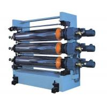 China Acrylic Sheets Extrusion Production Line / PVC Transparent Sheet Calender Machine wholesale