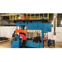 China Stable Elbow Cold Forming Machine , Centralized Control Elbow Beveling Machine wholesale