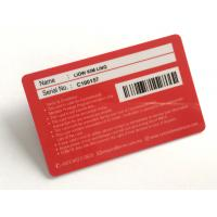 China NFC Professional Programmable ID Printable Contactless Smart Plastic PVC RFID Card on sale