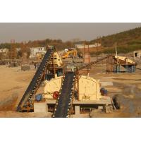 China High Crushing Rate Granite Production Line 30-800 Tph For Hard Rock wholesale