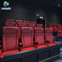 China 4D Home Theater System Cinema Equipment With Motion Chairs And Projectors wholesale
