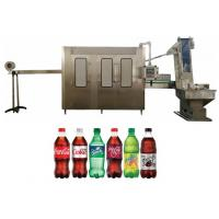 China Commercial Carbonated Drink Filling Machine Water Maker Line Energy Drink Manufacturing on sale