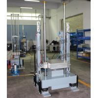 China High Accuracy Pneumatic Mechanical Shock And Impact Tester Table Size 500*600mm wholesale