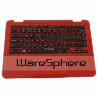 Buy cheap Red Laptop Upper Case Palmrest PNWGK 0PNWGK For Dell Inspiron 11 3185 2-In-1 from wholesalers