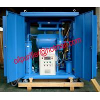 China Single-stage Vacuum Oil Purifier Machine for low voltage transformers.Insulation Oil Filtration Plant,factory sale on sale