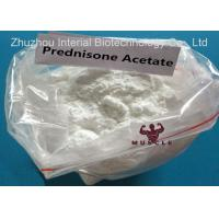 Buy cheap Glucocorticoid Steroids Prednisolone-21-acetate/Prednisolone acetate Fine Powde from wholesalers