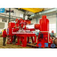 Buy cheap Foam Concentrate Used Multistage Vertical Turbine Fire Pump Sets With Firefighting Diesel Engine Driven With 750 Usgpm from wholesalers