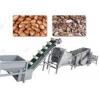 Quality Argan Nut Shelling Machine Separator Commercial Pecan Crackers And Shellers for sale