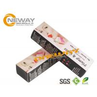 China Wholesale Cardboard custom cosmetic boxes Deluxe Folding for cream on sale