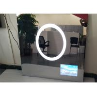 19 Inch French Style Frameless Mirror TV Illuminated Screen Android System