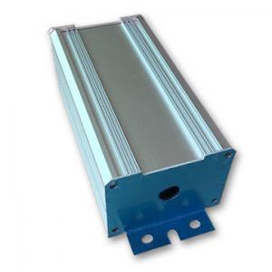 China 43x34mm Aluminium Extruded Profiles U - Shaped Led Extrusion Profiles For LED Driver wholesale