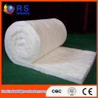 China High Heat Insulation Ceramic Fiber Blanket Roll For Industrial Furnace wholesale
