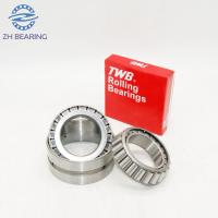 China High Precision Taper Roller Bearing Single Row 30305 With Steel Retainer wholesale