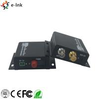 China Mini 3G-SDI Fiber Converter Extender with RS422 and loop out Single Mode Fiber FC Connector 20KM wholesale