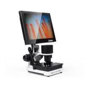 China Non Intrusive Video Capillary Microcirculation Microscope Clinic 10 Inch Blood Analysis Machine wholesale