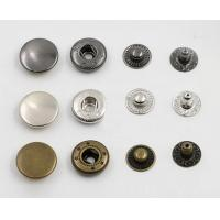 China 4parts snap buttons for clothes on sale