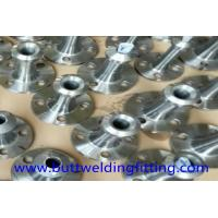 Buy cheap Super Duplex Stainless Steel Nipo Flanges 10'' 150LB ASTM A 182 F53 ASME B16.5 from wholesalers