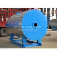 China Safety Oil Fired Hot Water Boiler Stainless Steel Oil Hot Water Furnace wholesale