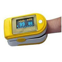 China AH - 50D Colorful Handheld Finger Pulse Oximeters with Bluetooth wholesale