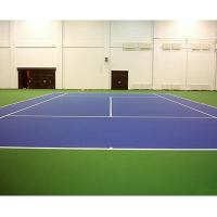China Sports Court / Playground Surface Materials Synthetic For Kids Environment Friendly wholesale