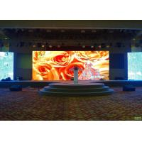 China 512mm x 512mm HD Indoor 4mm Full Color Die-casting Aluminum Cabinet LED Display wholesale