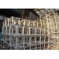 China Aluminum Scaffolding Stage Lighting Modular Truss System Rust Resistance on sale