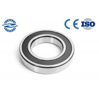 China 6018 Electric Machinery Deep Groove Double Row Ball Bearing High Speed And Low Noise wholesale