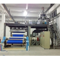 Buy cheap PP Meltblown BFE99/95 25gsm Non Woven Fabric Making Machine from wholesalers