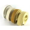 China Nomex Endless Felt Belt Cushion / Aluminum Profile Felt Cover Customized Length wholesale