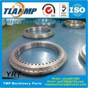 China YRT200 (2-509740) Rotary Table Bearings (200x300x45mm) Machine Tool Bearing TLANMP Axial Radial Turntable bearings on sale