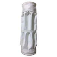 China Anti Abrasion Nonwoven Fabric Filter Bag High Efficiency wholesale
