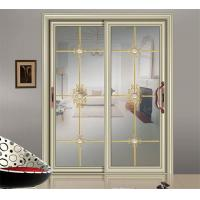 China champagne sliding glass door China suppliers interior glass door on sale