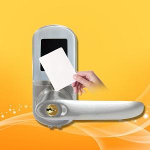 China High Efficiency RFID Card Door Lock 4.8V-6.5V With 10%-90% Operation Humidity wholesale