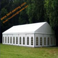 China Prefab PVC Marquee Anti-uv Aluminum Tents for Outdoor Party Event Exhibition wholesale