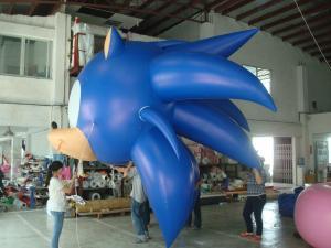 China giant PVC Custom Shaped Inflatable Advertising Balloons Digital Printing wholesale