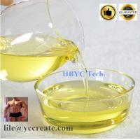 China AAAAA Grade Steroid Oil Yellow Liquid Injectable Equipoise / Bold Undecylate wholesale