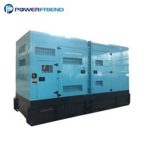 China AC three phase 40 kw 50 kva silent diesel generator price for tanzania wholesale