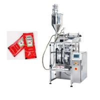 China Filling liquid machine vertical form fill seal machine,Automatic Filling machine water pouch packing machine price wholesale