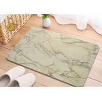China Diatomite High Absorbent Printed Non Slip Area Rugs Dry Quickly Non Slip Bathroom Mats wholesale